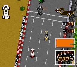 F-1 Grand Prix (SNES)