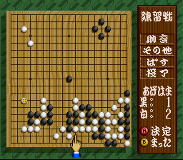 Taikyoku Igo - Goliath