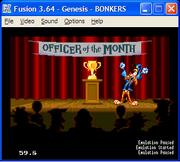 Bonkers Genesis GameClear
