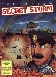 Operation Secret Storm (Cover)