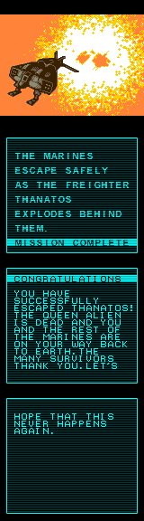 Aliens-Thanatos-Encounter End