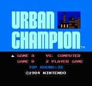 Urban Champion 14