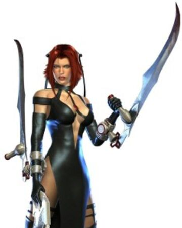 Rayne Bloodrayne Video Game Characters Wiki Fandom