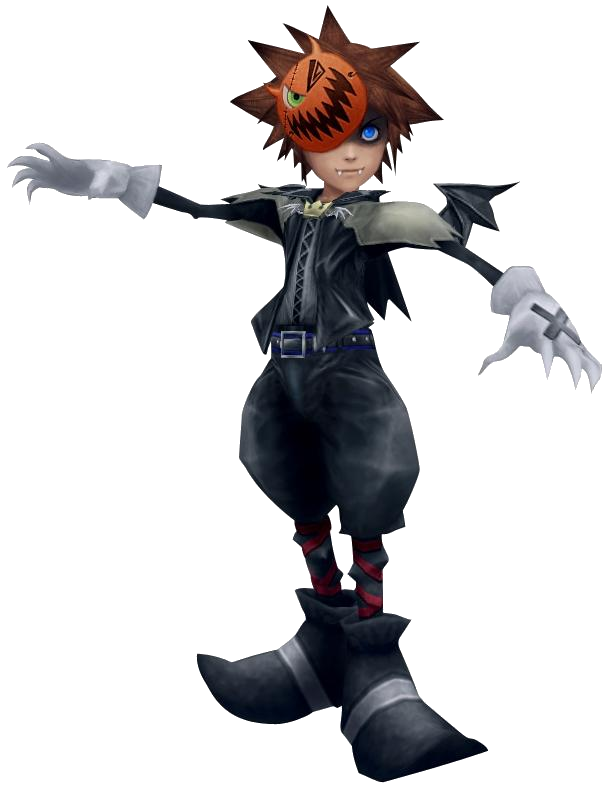 Image - Sora Halloween Town KH.png   Video Game Characters Wiki ...