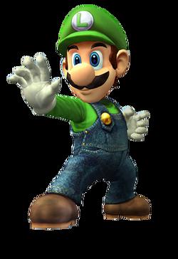 LuigiRender