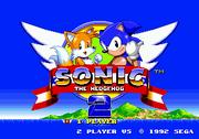 Sonic2 title