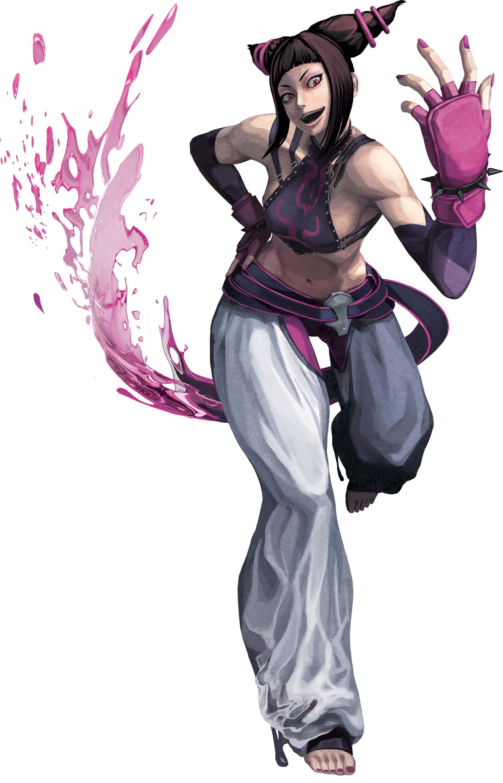 Juri Han Video Game Characters Database Wiki Fandom Powered By Wikia