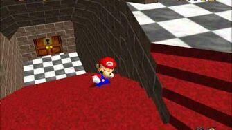 Super Mario 64 glitches