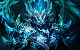 Ice demon by xxjocaxx-d5j8zdm
