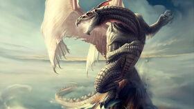 Giant dragon fantasy wallpaper-1523502-1920x1080
