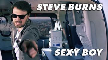 Steve burns- Sexy Boy