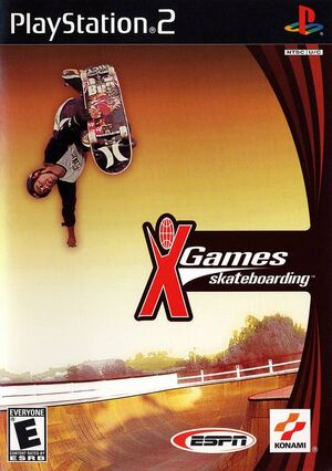 ESPN X-Games Skateboarding