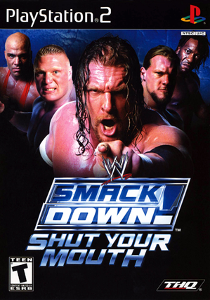 WWE Smackdown! Shut Your Mouth COVER
