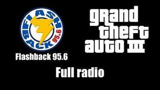 GTA III (GTA 3) - Flashback 95.6 Full radio