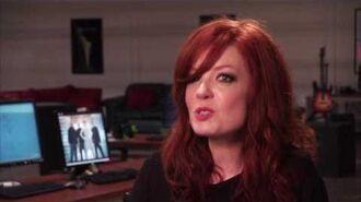 Guitar Hero 5 Shirley Manson Reveal Vid