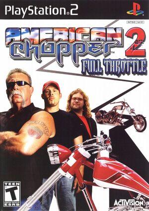 American Chopper 2