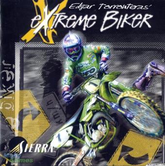 Edgar Torronteras Extreme Biker