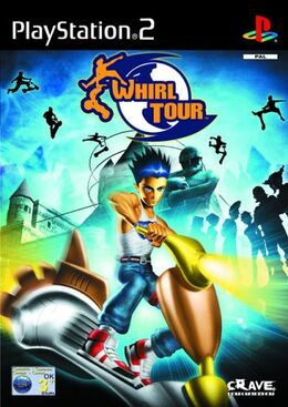 Whirl Tour Ps2