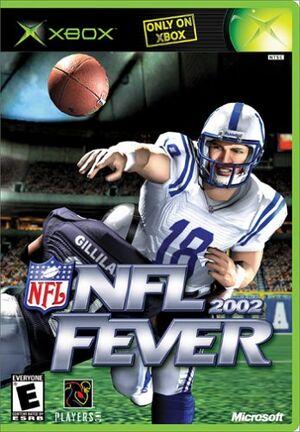 Nfl fever 2002 cover