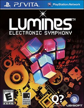 Lumines Electronic Symphony Cover-1200x1534