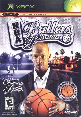 Nba Ballers Phenom Videogame Soundtracks Wiki Fandom