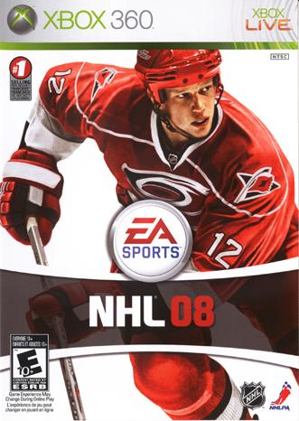 NHL08