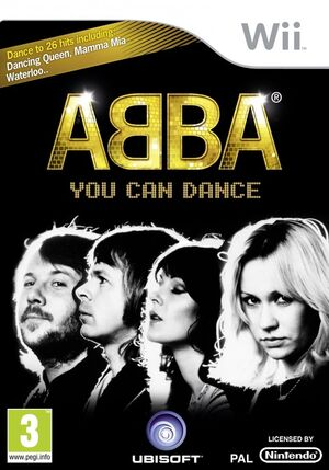 ABBA- You Can Dance