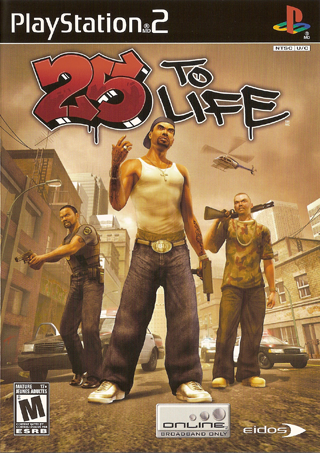 25 to Life