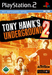Tony Hawks Underground 2 PS2-1-