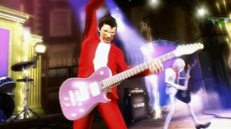 Guitar Hero 5 - Matt Bellamy Trailer HD HQ