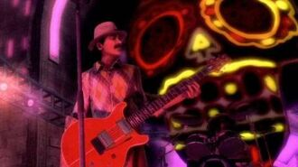 Guitar Hero 5 Carlos Santana Announcement Trailer