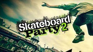 Sbenny.com skateboard party 2
