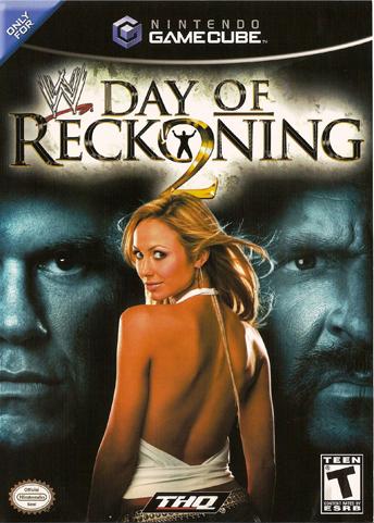 WWE - Day of Reckoning2