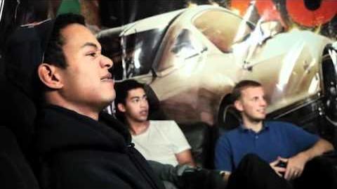 Need For Speed The Run Rizzle Kicks