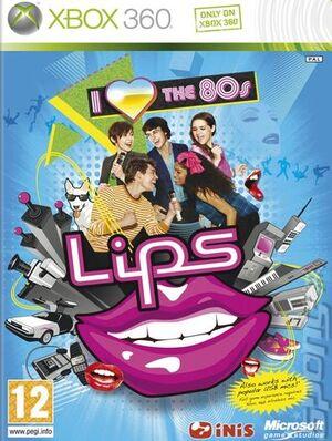 Lips I Love The 80's