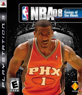 NBA08SONY