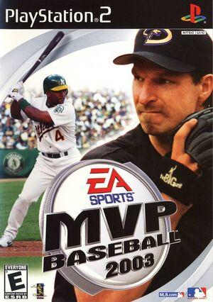 MVP Baseball 2003