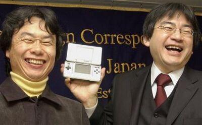 Miyamoto iwata lols