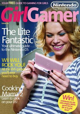 Girl gamer