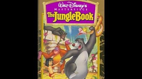 Opening to the jungle book live action 1995 vhs fox
