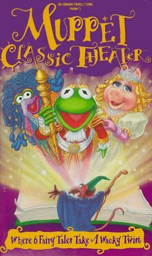 Opening to Muppet Classic Theater (1994) 1994 VHS | VHS ...