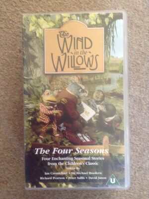 The Wind In The Willows The Four Seasons Horror Vhs Collectors Unite Wiki Fandom Powered