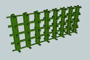 RepRap Green WaterBrick 2 whole wall