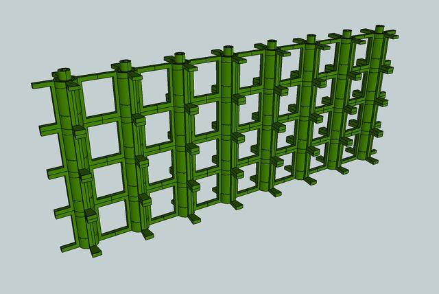 File:RepRap Green WaterBrick 2 whole wall.jpg
