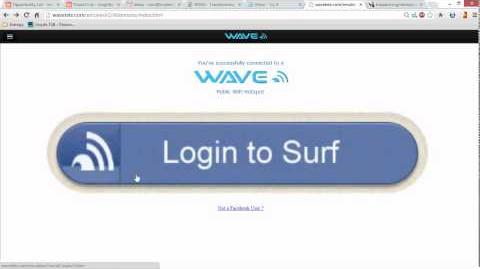 Wave - Free Internet for Everyone