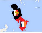 Dyer rising map
