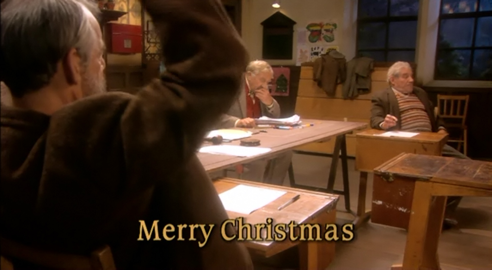 Merry Christmas | The Vicar of Dibley