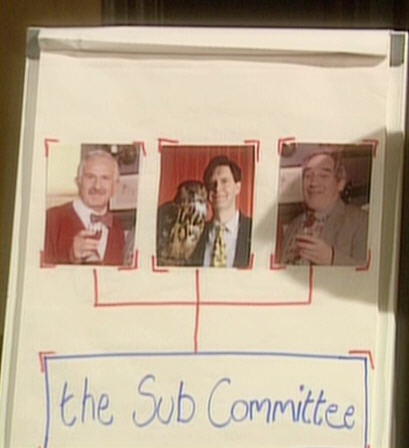 The Christmas Show Sub Commitee
