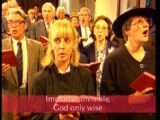 Songs of praise (Event)