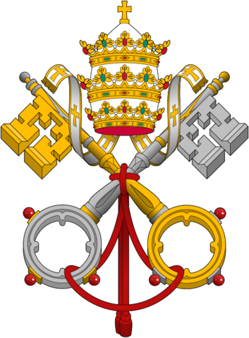 File:500px-Emblem of the Papacy SE.png